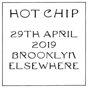 Hot Chip @ Elsewhere (Hall) PopGun Presents 16+ @ Elsewhere (Hall) 599 Johnson Avenue Brooklyn, NY 11237 United States | | |
