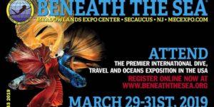 Beneath The Sea 2019 @ Meadowlands Exposition Center 355 Plaza Drive Secaucus, NJ 07094 United States | | |