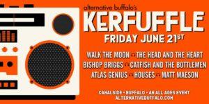 Alternative Buffalo's Kerfuffle 2019 presented by The Riide App by Canalside @ Canalside  Hanover Street  Buffalo, NY 14202  United States |  |  |