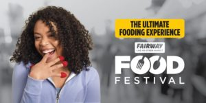 Fairway Food Festival 2019 by Fairway Market @ Basketball City at Pier 36 299 South Street New York, New York 10002 United States | | |