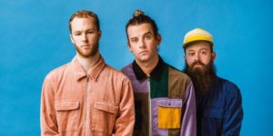 Judah & the Lion - Pep Talks Worldwide Tour UNDER 16 WITH GUARDIAN @ The Rapids Theater  1711 Main st  Niagra Falls, NY 14305  United States |  |  |