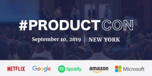 ProductCon New York: The Product Management Conference by Product School @ Manhattan Center 311 W 34th St NY 10001 United States | | |