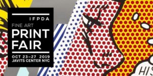 IFPDA Fine Art Print Fair 2019 by IFPDA | International Fine Print Dealers Association @ Jacob K. Javits Convention Center  655 West 34th Street  River Pavilion  New York, NY 10001  United States |  |  |