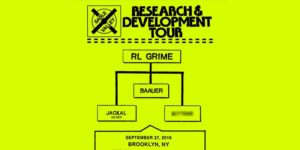 RL Grime - Research & Development Tour Presented by Avant Gardner 19+ @ Great Hall - Avant Garder  140 Stewart Ave  Brooklyn, NY 11237  United States |  |  |