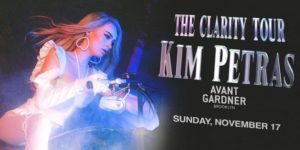 Kim Petras - The Clarity Tour (Sunday) Presented by Live Nation & Avant Gardner 16+ @ Great Hall - Avant Garder 140 Stewart Ave Brooklyn, NY 11237 United States | | |