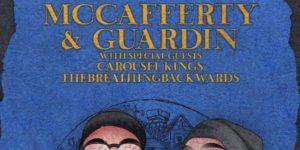 Mccafferty & Guardin, Carousel Kings, Thebreathingbackwards by The Kingsland Presents @ The Kingsland 269 Norman Avenue Bar Brooklyn, NY 11222 United States      