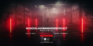 Alison Wonderland - Wonderland Warehouse Project 19+ @ Great Hall - Avant Gardner 140 Stewart Ave Brooklyn, NY 11237 United States | | |