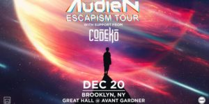Audien Made Event 19+ @ Great Hall - Avant Gardner 140 Stewart Ave Brooklyn, NY 11237 United States | | |