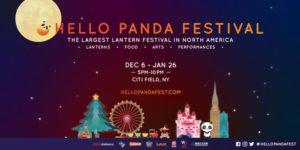 Hello Panda Festival @ CITI FIELD - The Largest Lantern Festival In North A... by CPAA North America, Inc. @ Citi Field 123-01 Roosevelt Avenue Queens, NY 11368 United States | | |