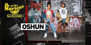 Dr. Martens Presents: OSHUN by Dr. Martens @ NYU Clive Davis Institute 370 Jay Street 6th Floor Brooklyn, NY 11201 United States | | |