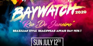 BAYWATCH 2020 by Captain Jason Benn Ent. LLC @ Knockdown Center 52-19 Flushing Avenue Queens, NY 11378 United States | | |