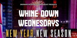 Whine Down Wednesdays by @shaq_popout @ Kinanm  856 Atlantic Avenue  Brooklyn, NY 11238  United States |  |  |