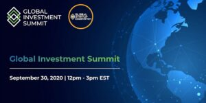 Global Investment Summit (Virtual) UNGA WEEK by Global Startup Ecosystem @ VIRTUAL EVENT 11 Times Square New York, NY 10036 United States      