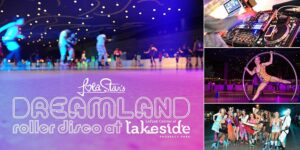 Soul Train at Dreamland Roller Disco at Lakeside by Lakeside Prospect Park @ LeFrak Center at Lakeside Prospect Park Brooklyn 171 East Drive Brooklyn, NY 11225 United States | | |