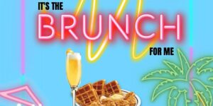 ITS THE BRUNCH FOR ME by Brunch Bunnys (Princess Smith & Afryea Bobb) @ The Delancey  168 Delancey Street  New York, NY 10002  United States        