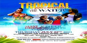 @DJPOLISH & @NOAH POWA PRESENTS TROPICAL THURSDAYS ON THE WATERS by tropical thursday Follow 3 followers @ WORLDS FAIR MARINA  1 Marina Road  Corona, NY 11368  United States        